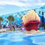 Disney Value Resort Art of Animation Pool