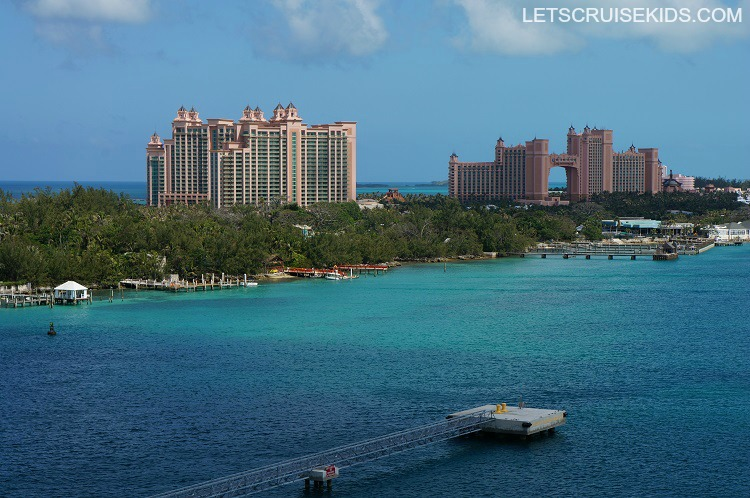 Atlantis Resort - Nassau Bahamas with Kids Cruise Port Guide
