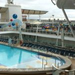 Royal Caribbean Oasis of the Seas Pool Deck and H2O Zone