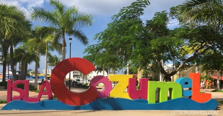 What to Do with Kids in Cozumel Mexico - Cruise Port Guide for Families