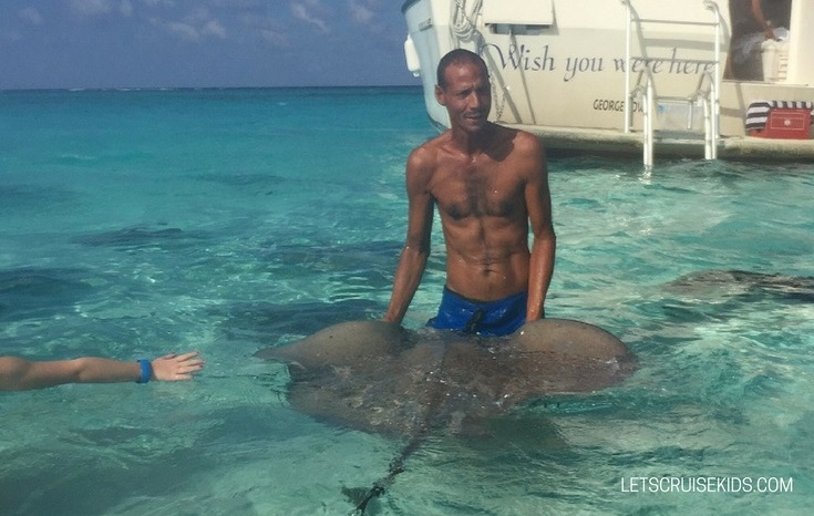 Best Attractions Activities for Kids in Grand Cayman - Stingray City is a Must Do