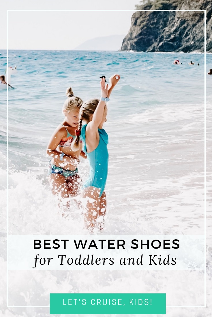 Best Water Shoes for Kids - Toddlers and Babies Included