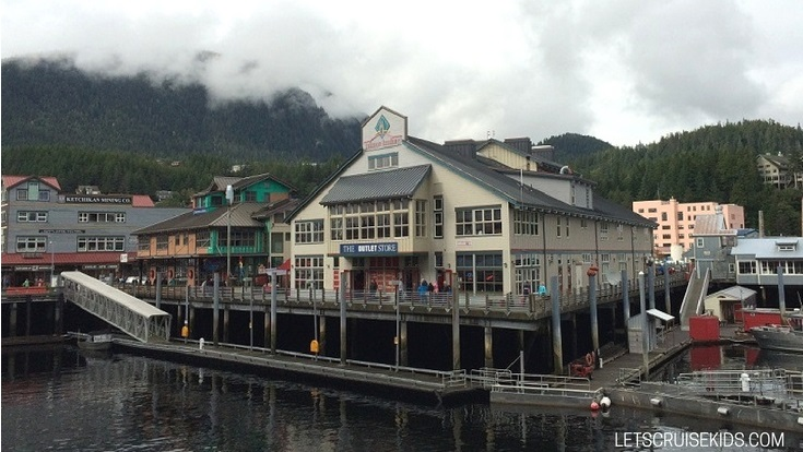 Getting around Ketchikan Alaska with Kids - Cruise Port Guide