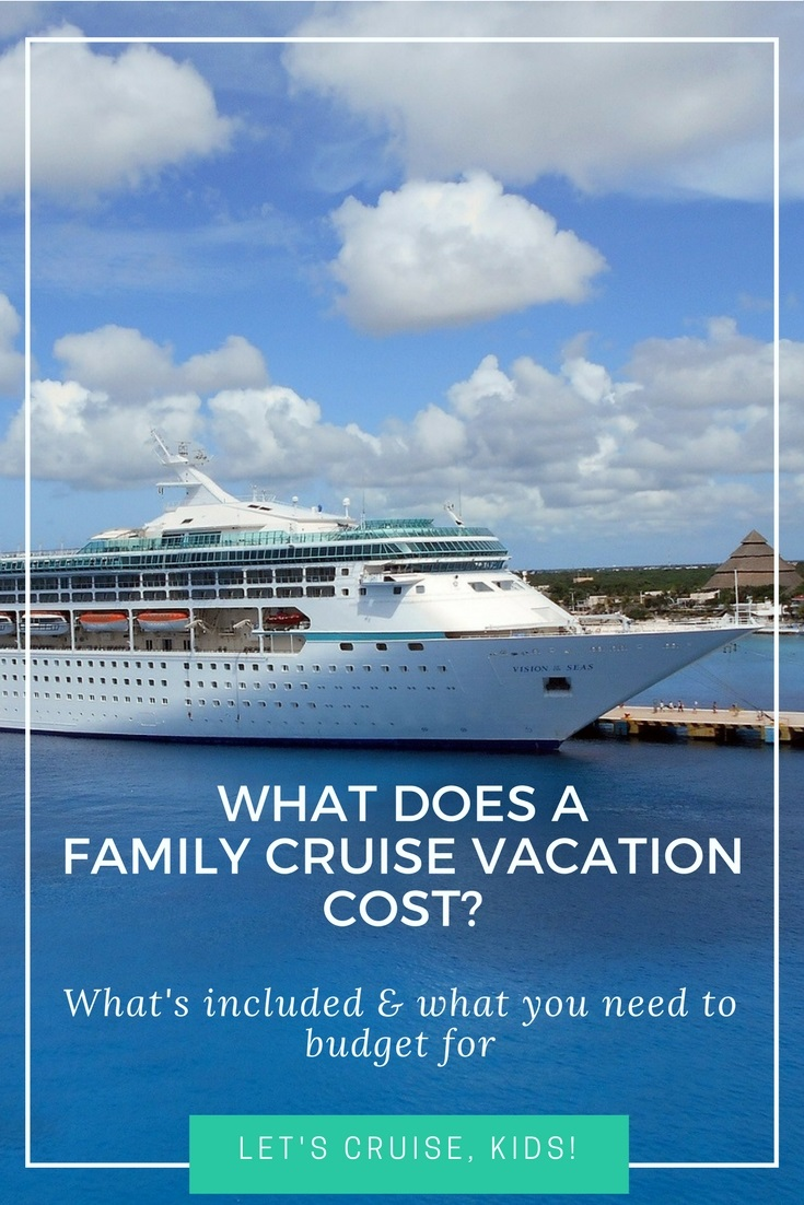 How much does a cruise cost - what's included in base cruise fare and what's extra