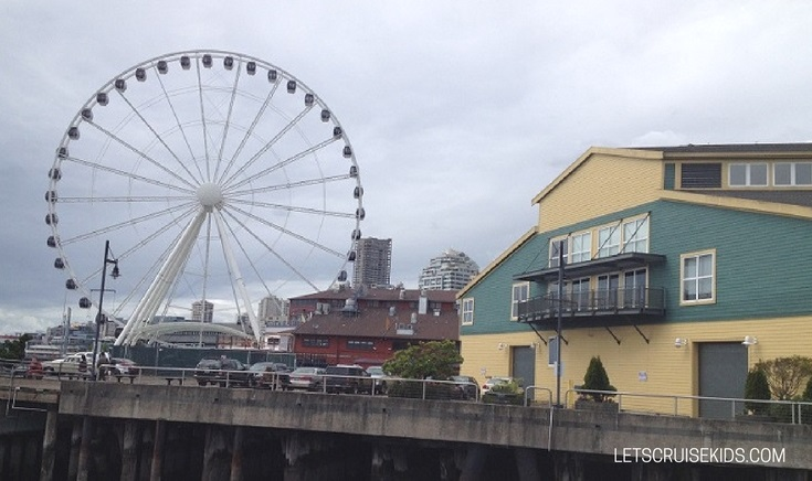 Best things to do in Seattle with babies, toddlers and kids before or after a cruise